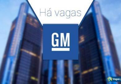 Vagas na GM: multinacional está contratando em diversos países
