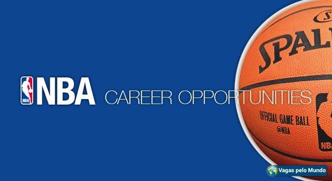 NBA esta contratando