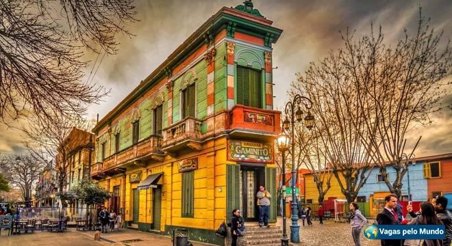 Roteiro em Buenos Aires