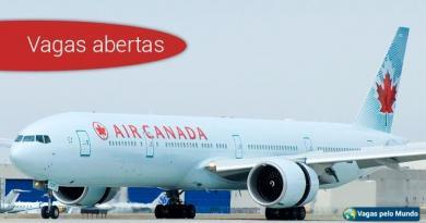 Air Canada esta contratando