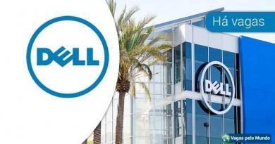 Dell esta contratando profissionais fluentes em portugues