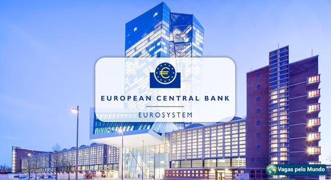 Banco Central Europeu esta contratando na Alemanha