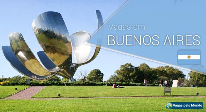 Buenos Aires tem mais de 7 mil vagas abertas