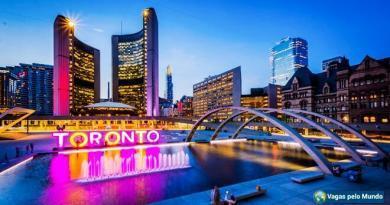 Toronto tem mais de 40 mil vagas abertas