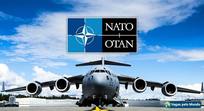 OTAN esta contratando em diversos paises