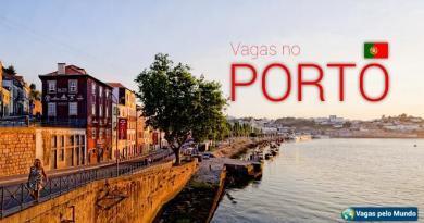 Cidade do Porto tem mais de 27 mil ofertas de trabalho