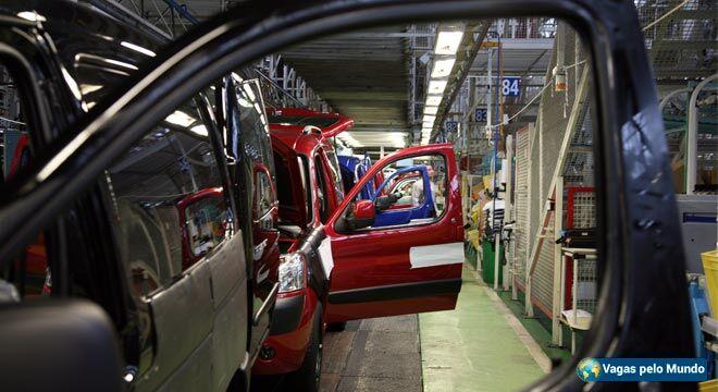 Fábrica da Citroën e Peugeot abre 225 postos de trabalho em Portugal