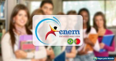 Conheca a 28 universidade a aceitar o ENEM em Portugal