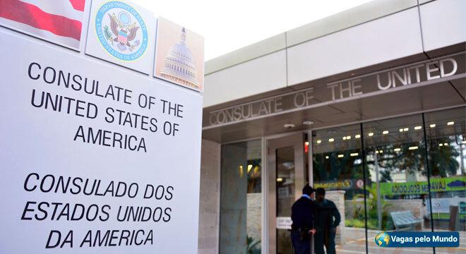Vagas Consulado dos Estados Unidos