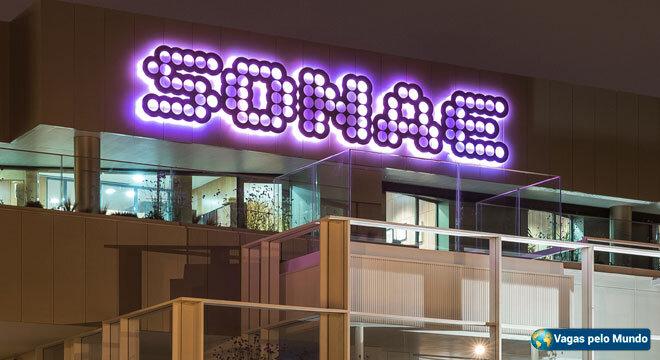 Vagas na Sonae