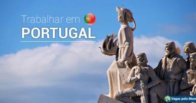 Trabalhar em Portugal