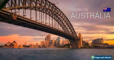 Vagas Australia