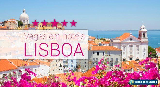Vagas Lisboa