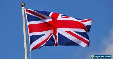 Vagas no Reino Unido