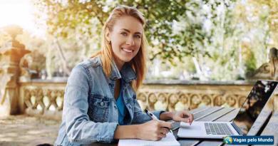 Bolsa de estudo na Europa no valor de € 2.000 euros