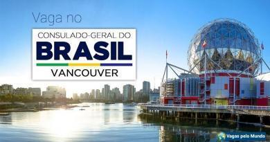 Consulado-Geral do Brasil em Vancouver esta contratando