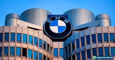 BMW esta contratando e tem mais de 1,7 mil vagas