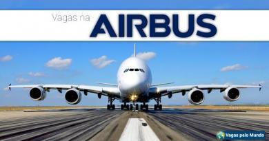 Vagas na Airbus