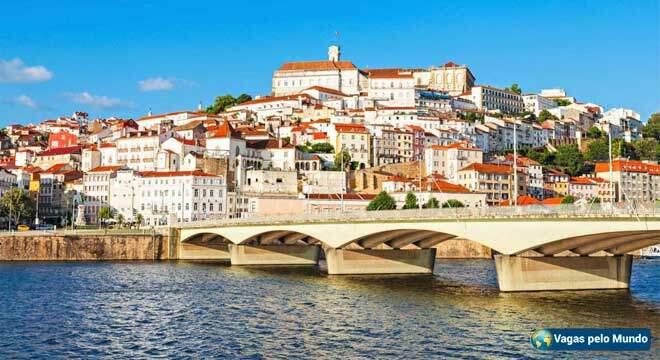 Vagas em Coimbra