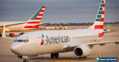 Vagas na American Airlines