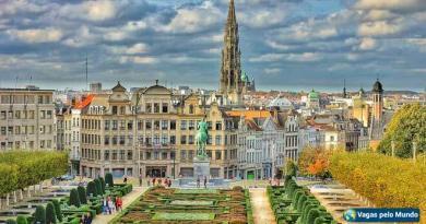 Vagas na Bélgica