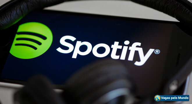 Vagas no Spotify