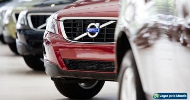 Mais de mil vagas na Volvo