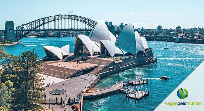 empresas que patrocinam visto na Austrália