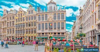 Vagas em Bruxelas