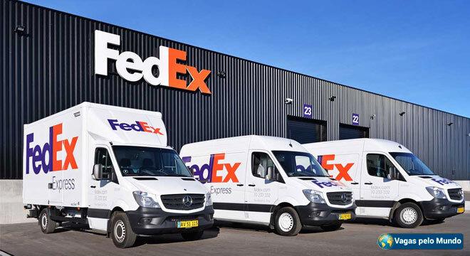Vagas FedEx