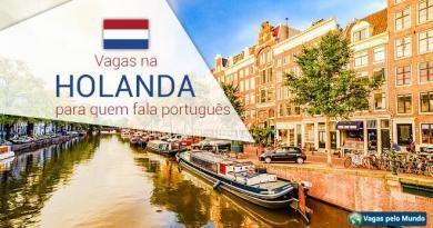 Vagas Holanda