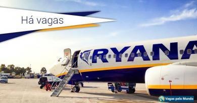 Vagas Ryanair