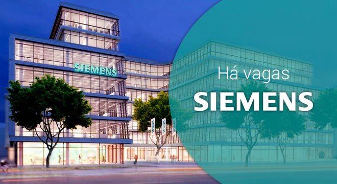 Vagas na Siemens