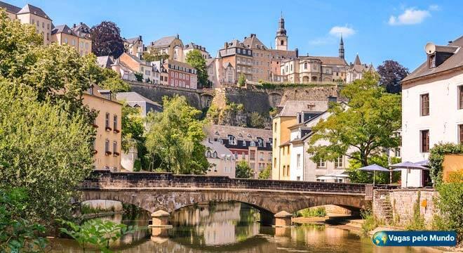 Morar em Luxemburgo