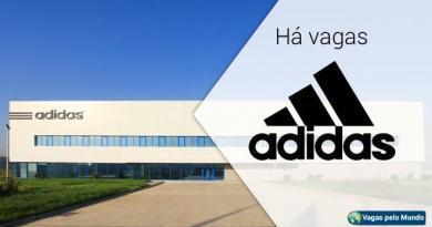 Vagas na Adidas