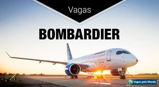 Vagas na Bombardier