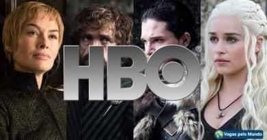 Vagas na HBO em Lisboa