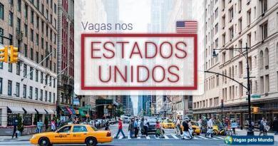 Vagas nos Estados Unidos para quem fala português