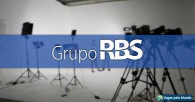 Vagas no Grupo RBS