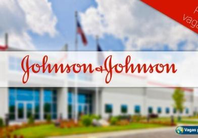Mais de 2 mil vagas na Johnson & Johnson