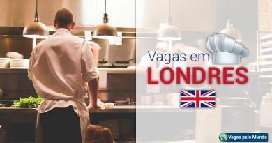Vagas em Londres