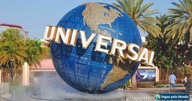 Vagas na Universal