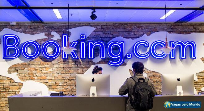 Vagas no Booking