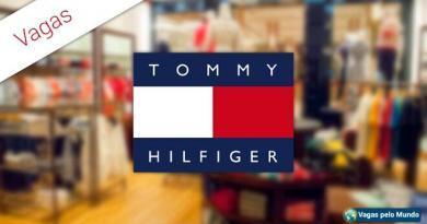 Vagas na Tommy Hilfiger
