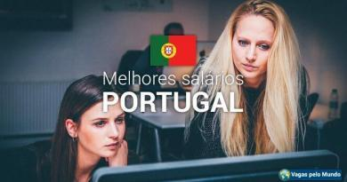 Salarios Portugal