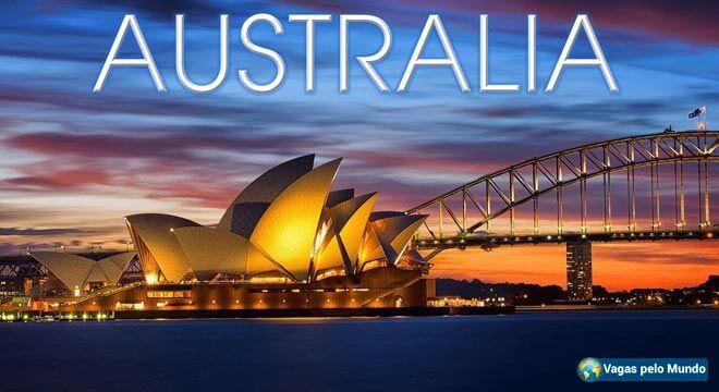 Vagas em Sydney