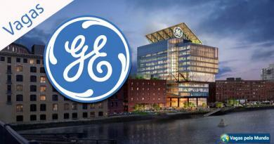 Vagas na General electric