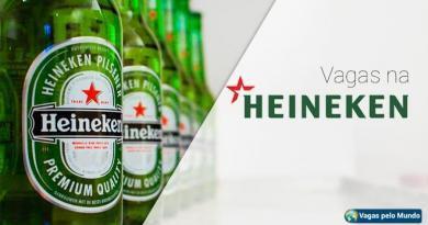 Vagas na Heineken