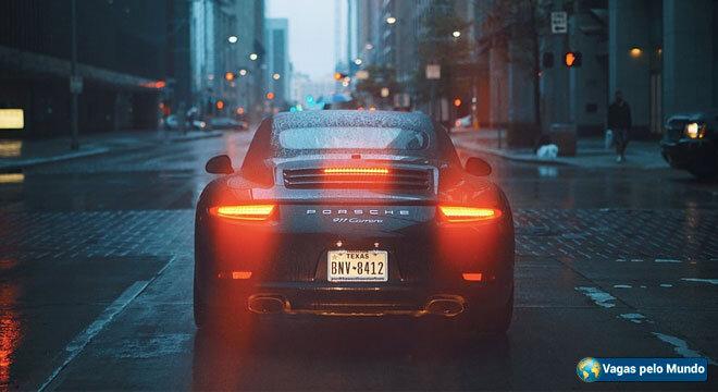 Vagas na Porsche