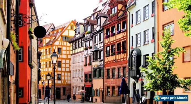 Vagas em Nuremberg